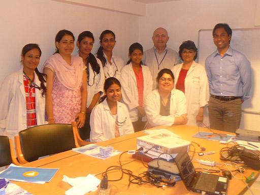breathing reasearch in India