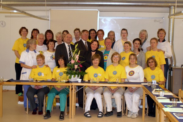 breathing reasearch in Sweden